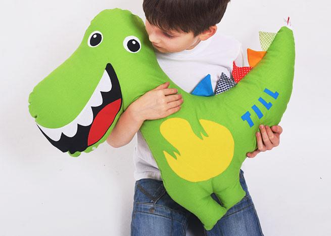 Dino mit Namen