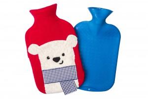 Wärmflasche Bezug Eisbär