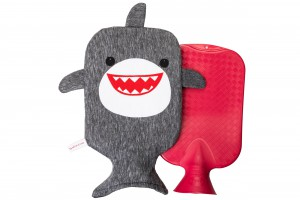 Wärmflasche Bezug Hai