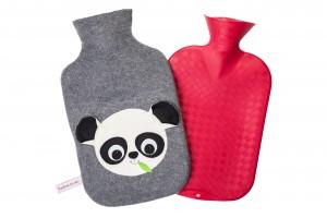 Wärmflasche Bezug Panda